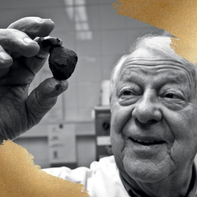 GODIVA's founder and master chocolatier Pierre Draps