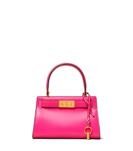 TB Lee Radziwill Petite Bag 56912 in Crazy Pink-2