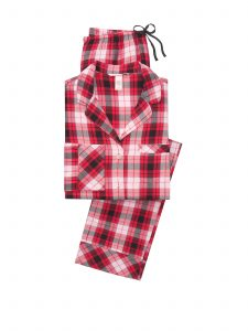 The Flannel PJ Set